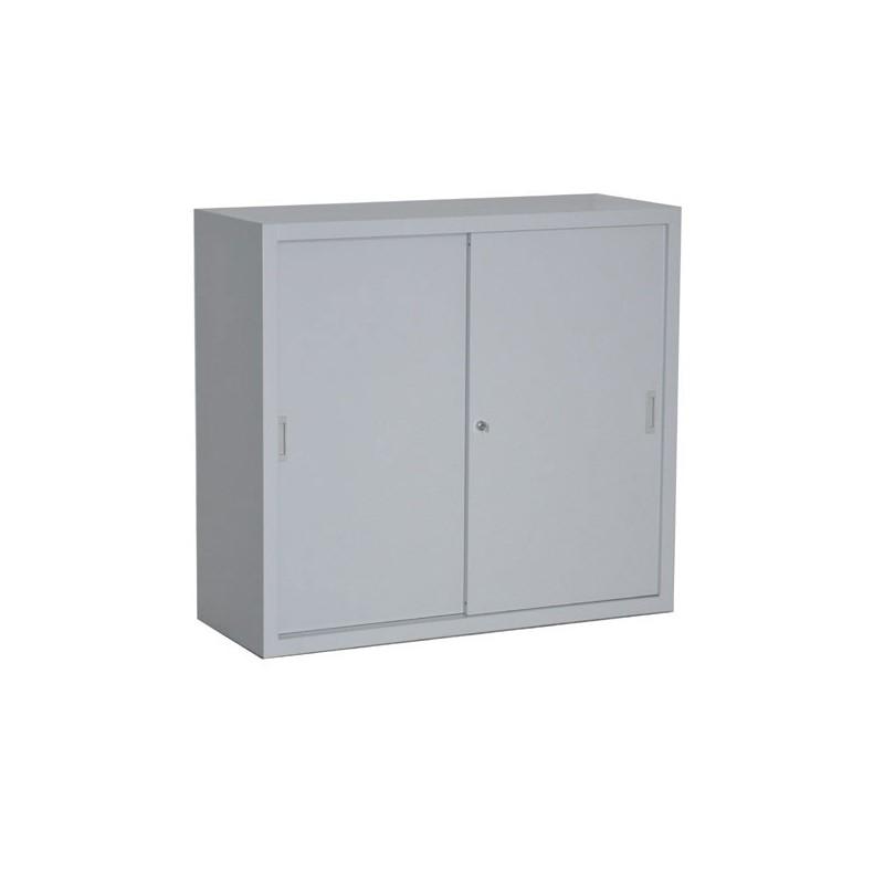 Armoire portes coulissantes H109 x L120 x P45 cm