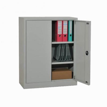 Armoire métallique portes battantes H100 x L80 x P40 cm
