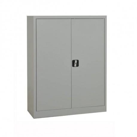 Armoire métallique portes battantes H120 x L92 x P40 cm
