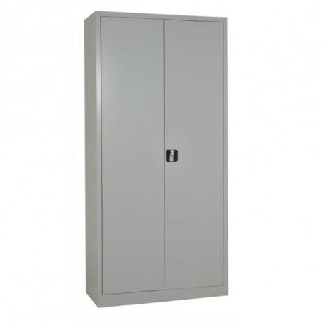 Armoire métallique portes battantes H192 x L92 x P40 cm