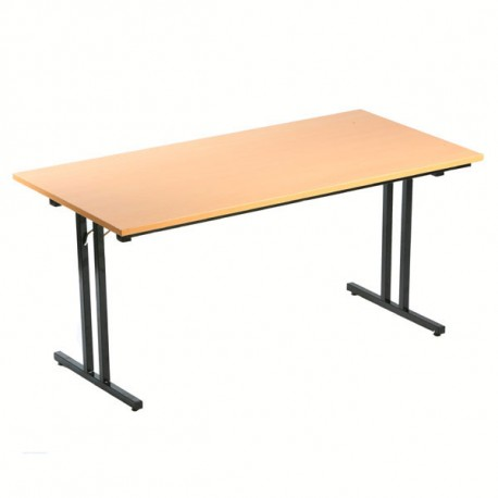 Table pliante 160 x 80 cm