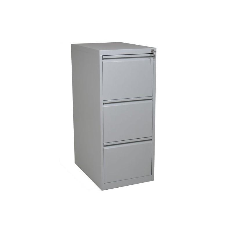 colonne 3 tiroirs meuble rangement vestimetal. Black Bedroom Furniture Sets. Home Design Ideas