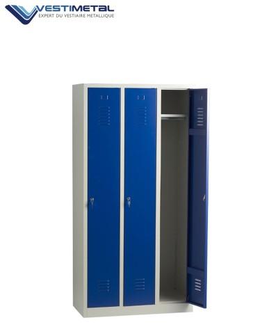 Turbo Vestiaire - Armoire Metallique, Casier Vestiaires Métalliques UI41