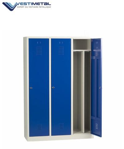 vestiaire m tallique casier et armoires pour professionnels vestimetal. Black Bedroom Furniture Sets. Home Design Ideas